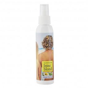 Spray riflessi INTEA BLOND capelli biondi. Senza alcol
